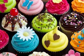 Cupcakes versieren