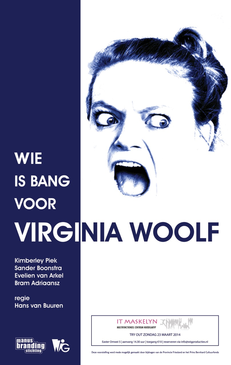 Wie is bang voor Virginia Woolf