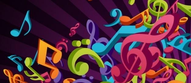 3d-kleurrijke-muziek-vector-achtergrond_73435-626x272