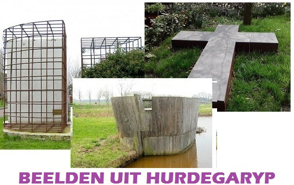 Lezing door Gerhild van Rooij over de beelden in Hurdegaryp