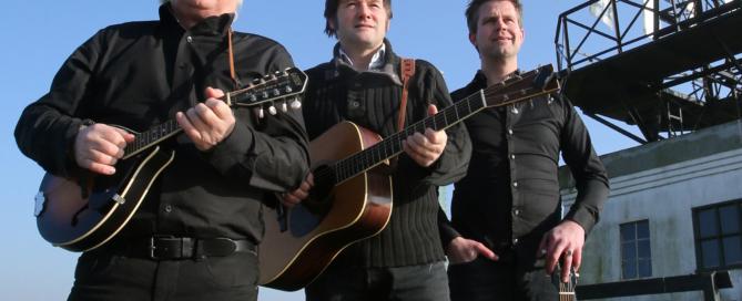 Easterwierrum, Piter Wilkens, Gurbe Douwstra en Marcel Smit.