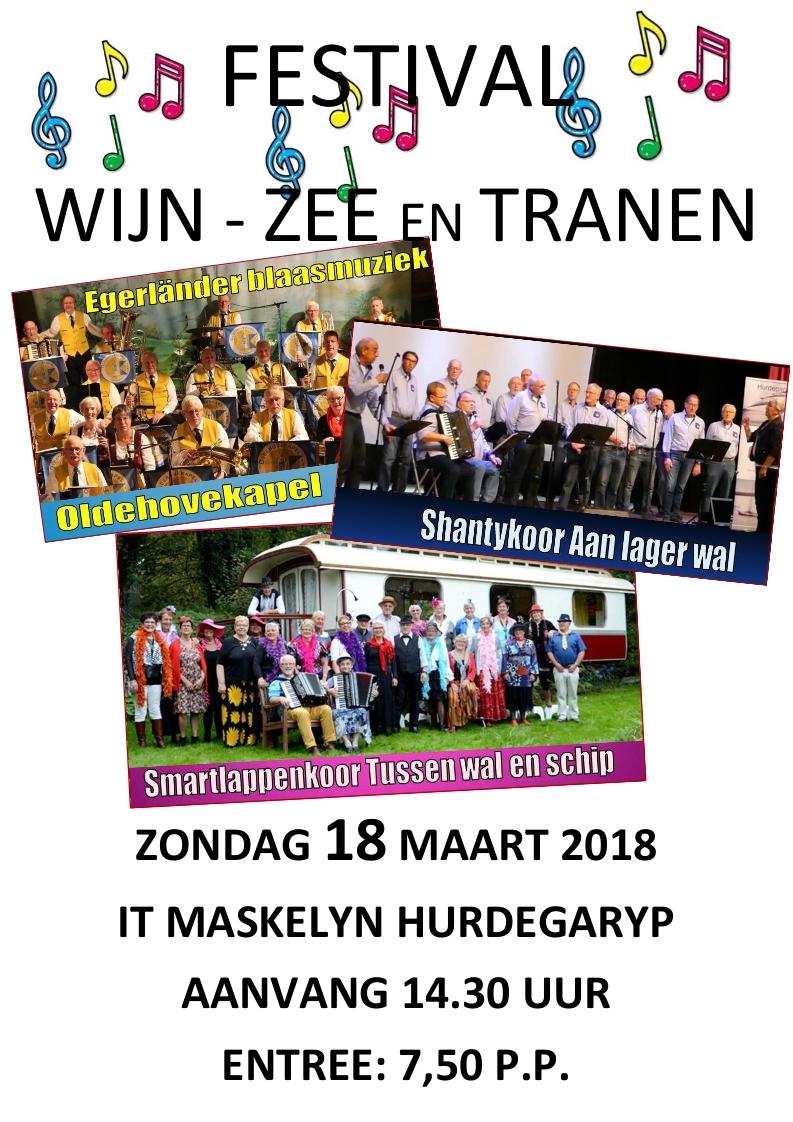 Folklore Festival 'Wijn - Zee en Tranen'