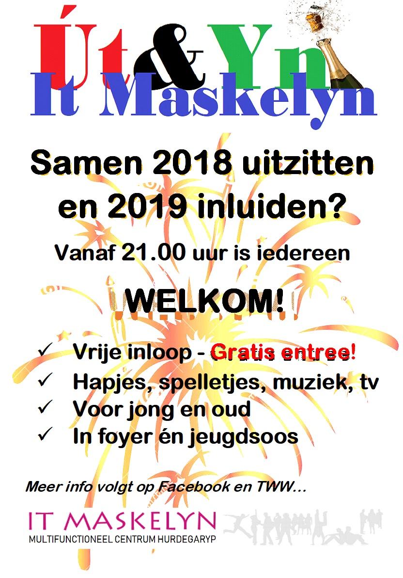 Út & Yn by It Maskelyn